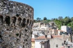 Castello angioino di civitacampomarano