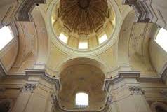 la-cupola-della-chiesa-di-Santa-Maria-Maggiore-della-Pietrasanta-vista-in-scorcio-dallinterno