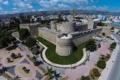 Manfredonia e il suo castello Svevo Angioino