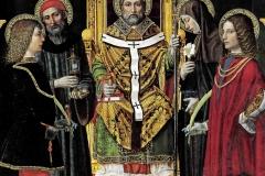 Ambrogio-da-Fossano-detto-il-Bergognone-SantAmbrogio-fia-i-Santi-Satiro-e-Marcellina-Gervasio-e-Protasio-1490.