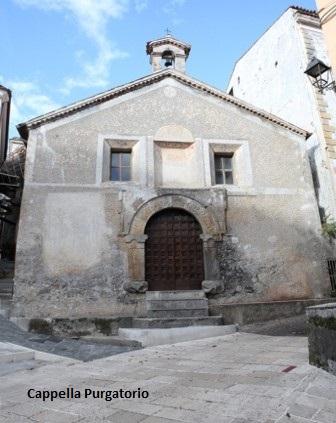 cappella purgatorio