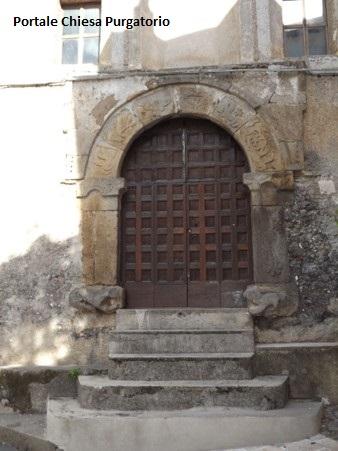 portale purgatorio