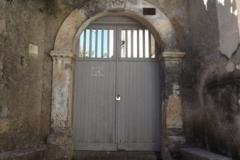 portale palazzo feudale