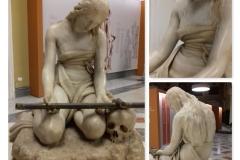 Maddalena-penitente-marmo-e-bronzo-1790-Palazzo-Tursi-Genova