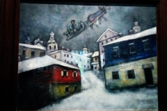 PRIMA SEZIONE infanzia e tradizione russa - villaggio russo