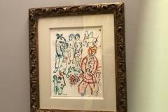 QUARTA SEZIONE un pittore con le ali Clown