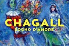 chagall sogno damore