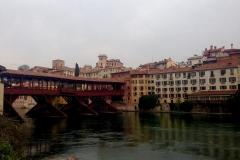 ponte vecchio a Bassano del Grappa