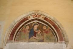 Santa Maria in valle Porclaneta Rocca di Mezzo 160