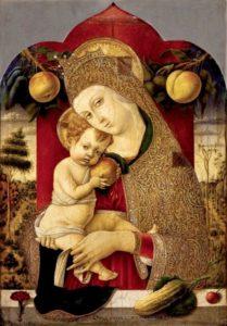 Madonna Lochis - Carlo Crivelli