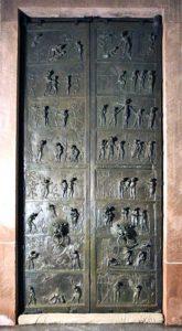 Porta Bronzea di San Michele ad Hildesheim