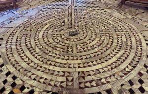 Il labirinto di San Vitale a Ravenna