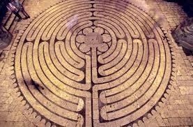 Labirinto della cattedrale di Chartres