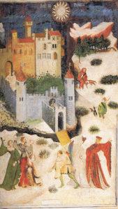 Il mese di Gennaio in Torre dell'Aquila a Trento - Venceslao